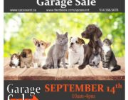 SPCA Garage Sale
